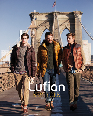 Lufian / New York FW 2014