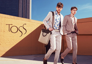 Toss Campaign SS 2014