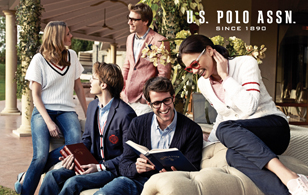 Us Polo Assn Campaign SS 2012